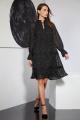 Платье Butеr 2243 черный_белые_точки