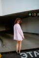 Рубашка Rawwwr clothing 286 розовый
