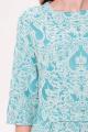 Платье BirizModa 21С0002 голубой