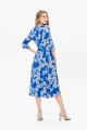 Платье BirizModa 21С0005 голубой