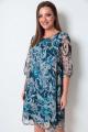 Платье Michel chic 2065 синий