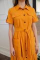 Платье Daloria 1799 оранжевый