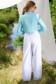 Жакет INVITE 5004/1 голубой