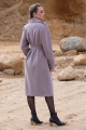 Пальто Golden Valley 7119 фиолетовый
