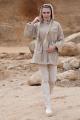 Куртка Golden Valley 7124 молочный