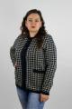 Жакет Полесье С2519-20 1С1056-Д43 158,164 м.синий