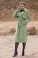 Пальто Golden Valley 7119 зеленый