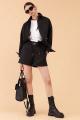 Блуза Lakbi 51968 черный