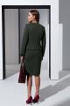 Женский костюм Lissana 3240/1 зеленая_маслина