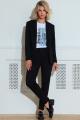 Женский костюм LeNata 31215 черный