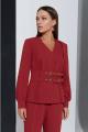 Женский костюм Lissana 4318 красный