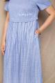 Платье Daloria 1717 синий