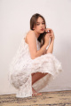 Платье TSURAN DR3BWH.170 белый