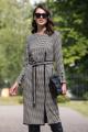 Платье Prestige 4236/170 черно-белый