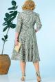 Платье 618 олива