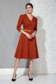 Платье Beautiful&Free 3059 терракот