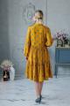 Платье ASV 2440 горчичный
