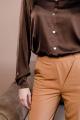 Рубашка 21-3-07 коричневый