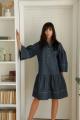 Платье LadisLine 1387 джинс