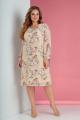 Платье AMORI 9543 бежевый