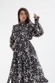 Платье MALI 421-068 черный