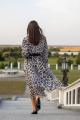 Платье MALI 421-079 леопард