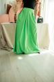 Юбка Legend Style S-010 светло-зеленый