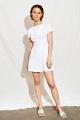 Платье Puella 3002 белый