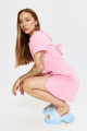 Платье Puella 3002 розовый
