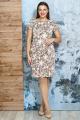 Платье Белтрикотаж 6254 беж
