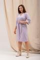 Платье Angelina 679 сирень