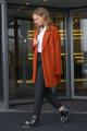 Пальто Anna Majewska 1502 рыжий