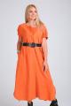 Платье FloVia 4097 оранжевый