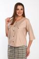 Юбка, Рубашка Bonna Image 607 беж