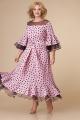 Платье Svetlana-Style 1593 клевер+горох
