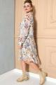 Платье SOVA 11148 беж