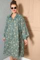 Платье SOVA 11148 св.зеленый