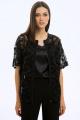Блуза, Топ LaVeLa L50180 черный