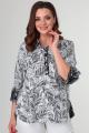 Рубашка Danaida 2045Р черно-белый