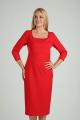 Платье Vilena 732 красный