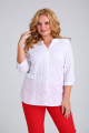 Блуза SOVITA M-535 белый