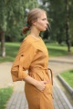 Платье YFS 5102 карри