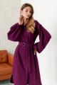 Платье KRASA 238-21 марсала