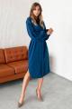 Платье KRASA 238-21 морская_волна