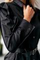 Платье KRASA 228-21 черный