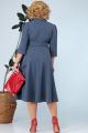 Платье Anastasia 676 маренго