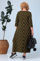 Платье Anastasia 687 горчица
