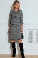 Платье LeNata 11224 лапка