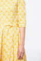 Платье BirizModa 15767 желтый
