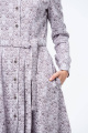 Платье BirizModa 15769 коричневый